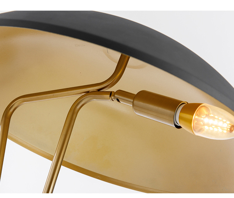 moda europeia lâmpada de mesa olho