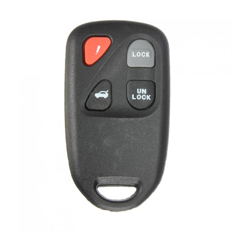 Universal 313.8 Mhz 4 Buttons Car Remote Control Key for Mazda 6 2003 2006|key prog|key card entry system|key heart - title=