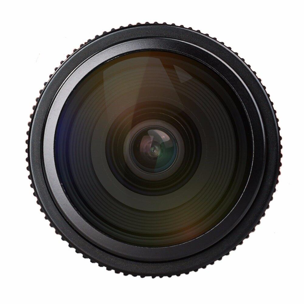 MEIKE MK 6.5mm F2.0 Fisheye pour Sony Alpha à Monture E NEX3 NEX-3N NEX-5 NEX-5N NEX-7 NEX-5R NEX-6 NEX-5T A7 A7II A6000 A6300