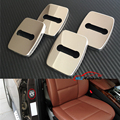 Door Lock Buckle Cap Cover Sticker Trim Special Stainless 4pcs For BMW X5 E70 X6 E71 E72 2008 2009 2010 2011 2012 2013 2014