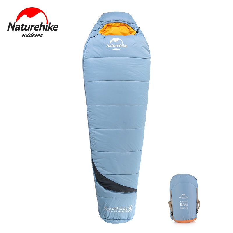 Cold Weather Adult Sleeping Bag with Compression Sack Portable Mummy Sleeping bags for Backpacking Camping Hiking Traveling mummy sleeping bag for cold weather outdoor equipment sleeping gear hiking backpacking camping sleeping bags