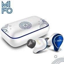 Mifo O5 عالمي حدود بلوتوث 5.0 متوازن حديد سمّاعات أذن لاسلكيّة مقاوم للماء رياضة بلوتوث صغير سماعة أذن للهاتف