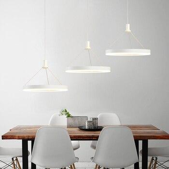 Atmosfera caldo lampade a Sospensione LED Luci Del Pendente sala da pranzo soggiorno bedroomroom moderno minimalista moda FG163