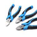 New 5 6 Electrical Cable Wire Stripper Cutters Cutting Side Snips multi-function long Pliers high quality Hand Tool