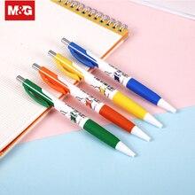 HB Refills Mechanical Pencil 10Pcs 0.5/0.7mm Cute Kawaii Automatic Pencil Sketch Drawing Pencil For Kids Color Random MF-3002 цены
