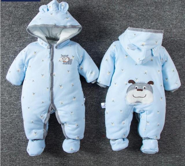 cdd158b73c1d Baby clothes male 0 to 2 years old baby newborn winter months old ...