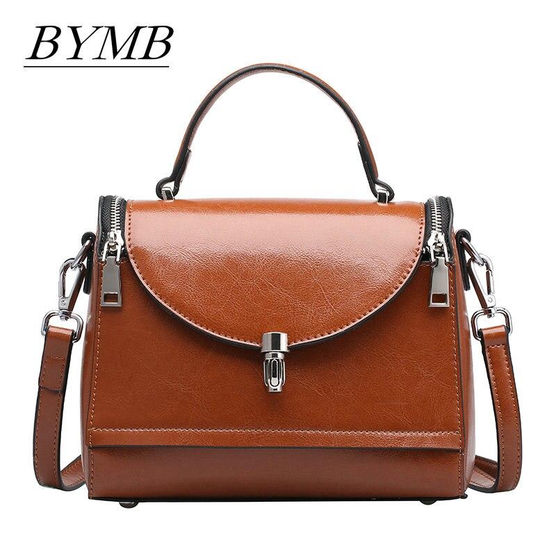 2017 Genuine Leather Bags For Women Famous Brand Shoulder Bags messenger bag frauen shoulder <font><b>handbag</b></font>