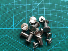 DIY Knife Folding Shear Screw Spindle Rivet Accessories