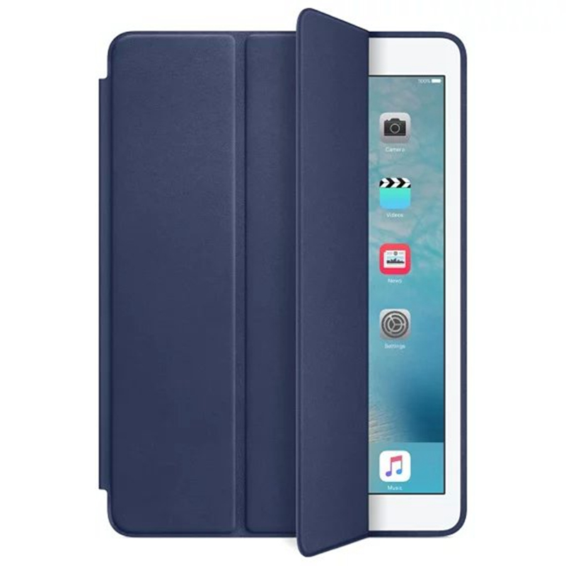 Official Original 1:1 case for Apple ipad 7 /air 3 / ipad Pro 9.7 PU Leather Ultrathin Stand Cover Smart wakeup shell coque para
