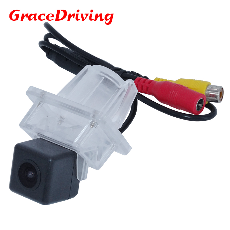 FREE SHIPPING HD CCD Special Car Reversing Camera Reverse backup Camera for Mercedes Benz C E Series