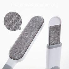 Щетка для пыли для одежды статическая щетка Волшебная щетка для удаления ворса для домашних животных устройство для удаления пыли кисть Электростатическая Очистка пыли