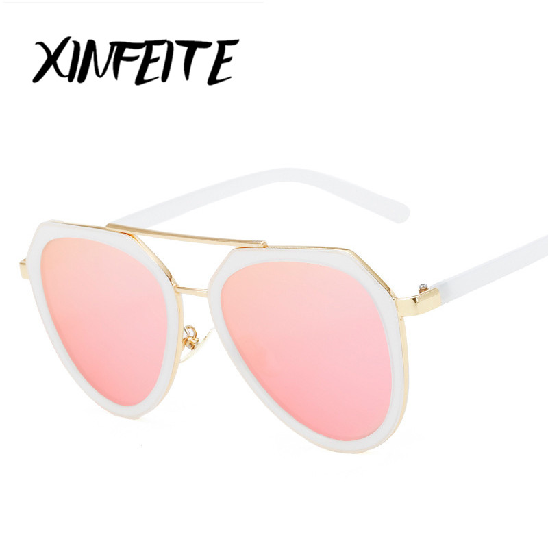 XINFEITE 2018 Brand Fashion Vintage Original Men / Women Polarized Sunglasses Male Luxury Oculos Famela Driving Versa Eyewear