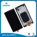 Black For LG Spirit H440 H442 H420 H440N C70 H422 LCD Display Touch Screen Digitizer +Frame Assembly Free Shipping