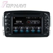 Quad Core Android 5.1 Car DVD For Benz CLK-C208 W208(1996-2008) M/ML-W163(1998-2002) G-W463(1998-2004) Viano ro vito (2003-2006)
