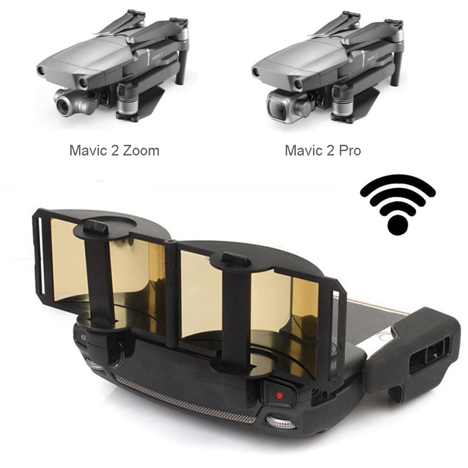 DJI-Mavic-2-Pro-Zoom-Controller-Signal-Booster-Foldable-Signal-Extender-Transmitter-Antenna-Range-Extender-for