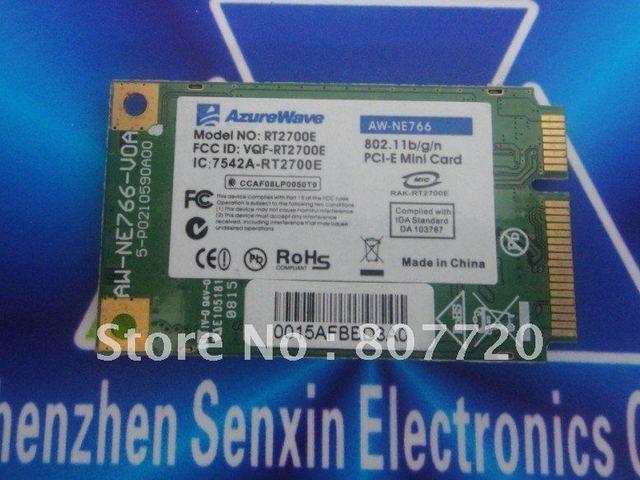 Asus Eee PC B202 AzureWave AW-NE766 WLAN Treiber Windows XP