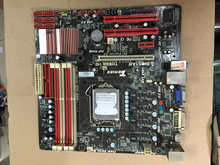 original motherboard for Biostar TH55B HD  LGA 1156 DDR3 for i3 i5 i7 cpu 16GB USB2.0 H55 Desktop motherboard Free shipping