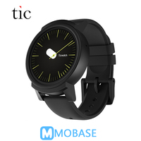 Original Ticwatch E GPS Sports Smart Watch Android Wear OS Heart Rate Monitor MT2601 Bluetooth 4G ROM WIFI Music IP67 Waterproof