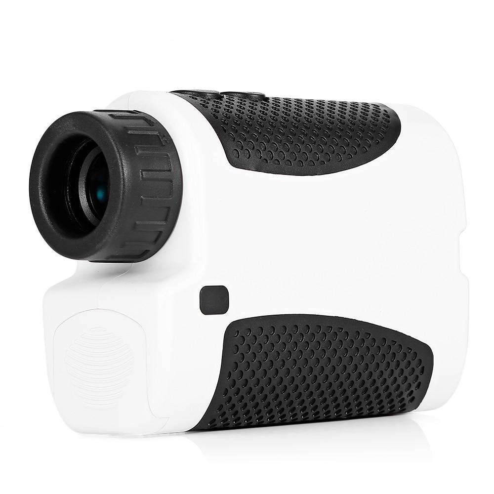 6X Multifunctional Laser Rangefinders Adjustable Focusing Eyepiece Golfing Rangefinder Laser Distance Meter Measurement Device ef adjustable bellows focusing attachment black