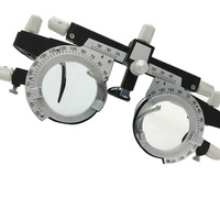 Free Shipping Universal Adjustable Ultra Optical Optic Eye Optometry Test Trial Lenses Frame