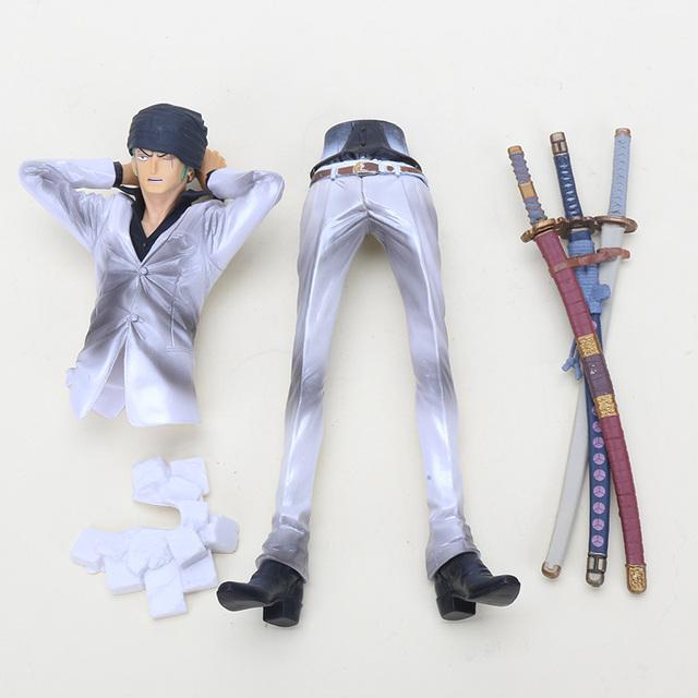 One Piece Figure King OF Artist KOA The Roronoa Zoro Sanji Ace Luffy Action Figure
