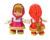 Língua russa masha falar boneca dos desenhos animados martha marsha musical dolls bebê aprendizado & educação toys para crianças meninas