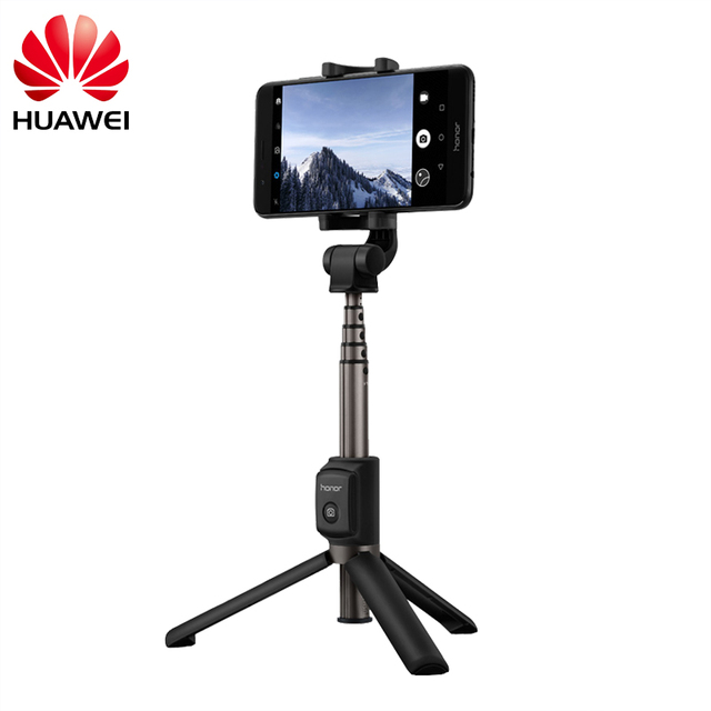 Original Huawei Honor AF15 Bluetooth Selfie Stick Tripod Portable Wireless Control Monopod Handheld for Mobile Phone