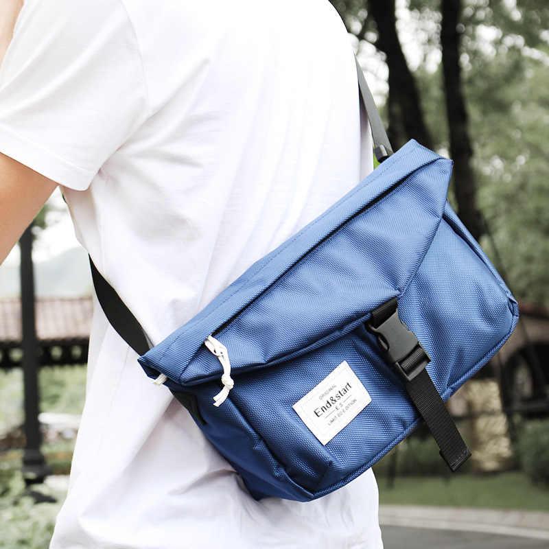 09f646ef140b Мальчики Оксфорд Для мужчин Повседневное Путешествия сумка школьные сумки  человек Портативный плеча Креста тела сумки Повседневное