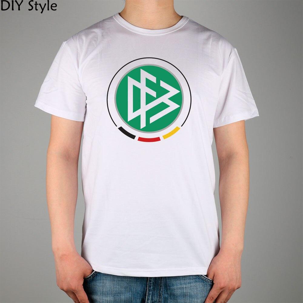 GERMANY TEAM fans T shirt cotton Lycra top 11012 Fashion ...