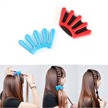 #AD17071 Fashion Hair Accessories DIY Hairstyle And Distribute Model Hairdressing Hair Braider Twist Plait Hair Tools