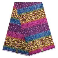 2017 High Quality African Wax Print Fabric 100 Cotton Guaranteed Dutch Wax African Super Wax Hollandais