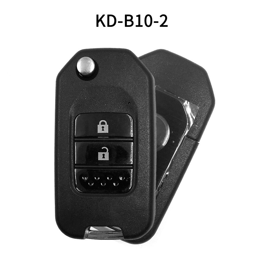 RIOOAK KEYDIY Original KD B10-2 2 Button B Series Universial Remote For KD900/KD-X2/ URG200/KD MINI B Series Remote