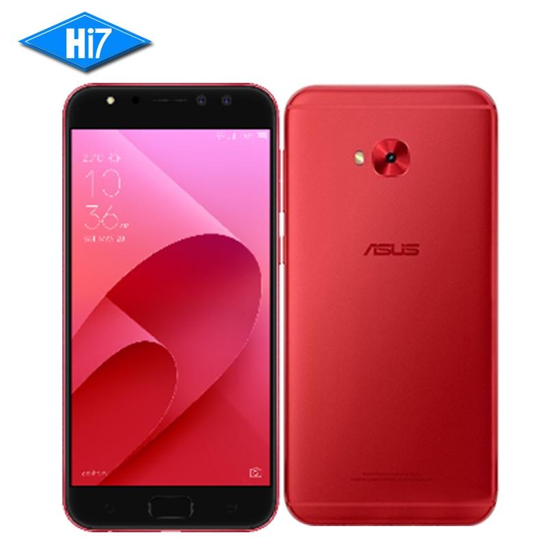 Original ASUS ZenFone 4 Selfie Pro ZD552KL 64G ROM 4G RAM 5.5inch Octa Core 24MP Dual Sim 3000mAh Fingerprint Lte Cell Phone