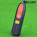 KELUSHI New 1-5km 1mw Fiber Optical Visual Fault Locator SC/FC/ST/LC Fiber Optic Cable Tester Checker Red Laser Pen