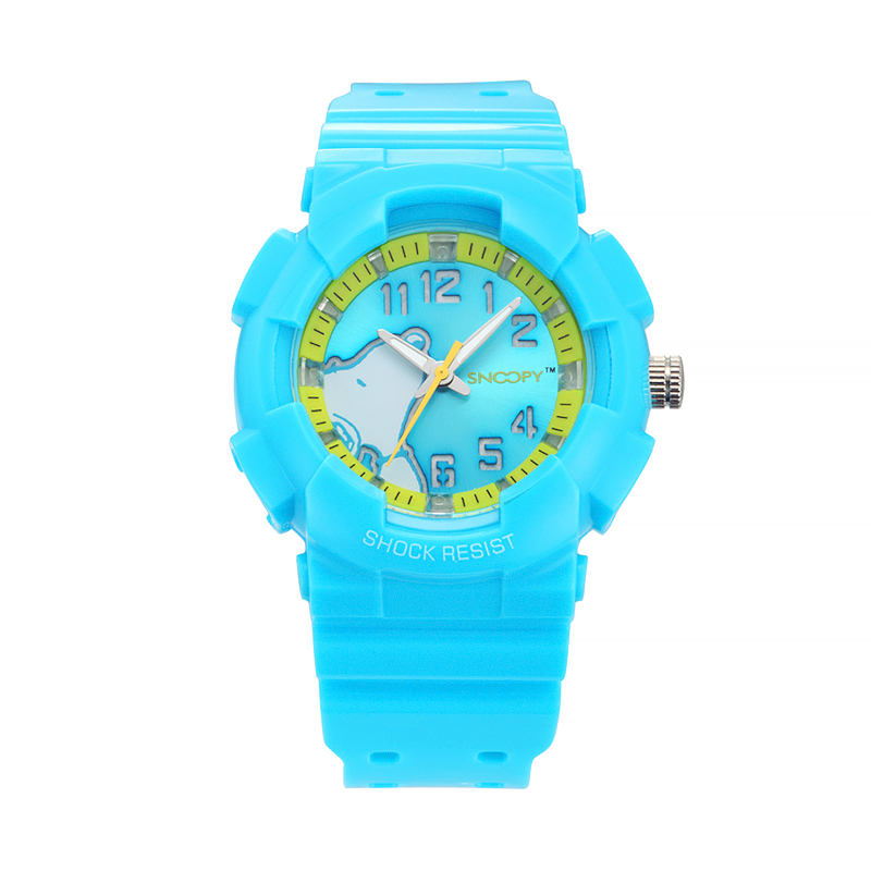 цены Snoopy Kids Watch Children Watch Casual Fashion Cute Quartz Wristwatches Girls Boys Sports Leather clock