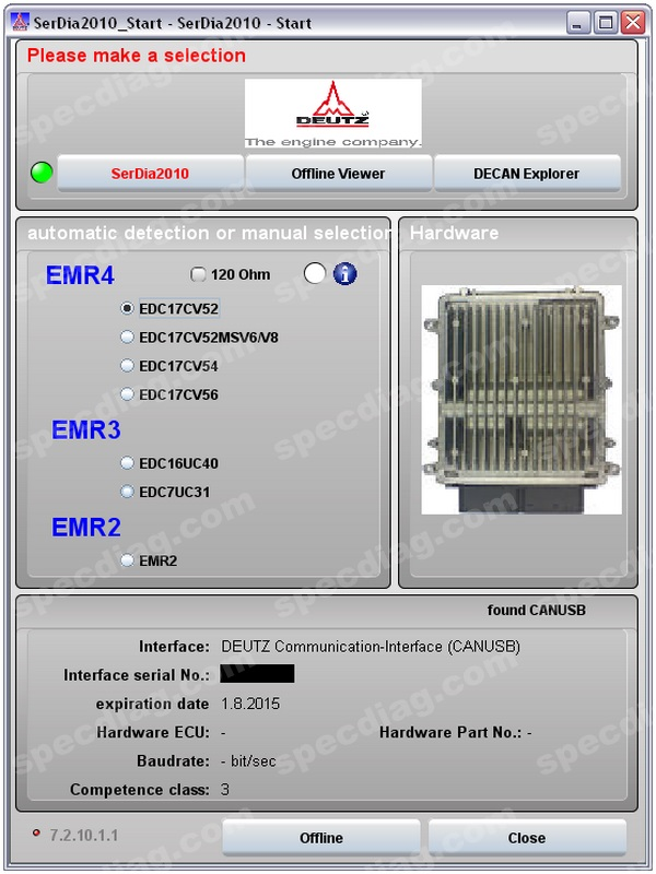 Deutz Emr2 Wiring Diagram Solex 30 Pict 1 Diagnostic Kit Decom For 3 4 Full Level In Mechanical Testers From Automobiles Motorcycles On Aliexpress Com Alibaba Group