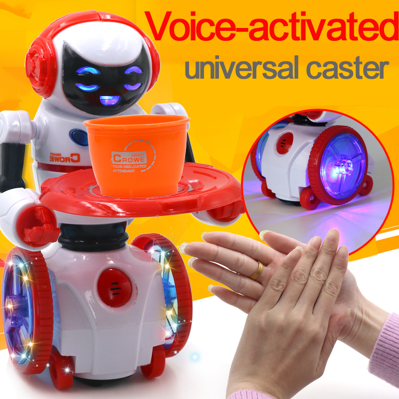 Aliexpress.com : Buy Interactive Voice activated Robot ...