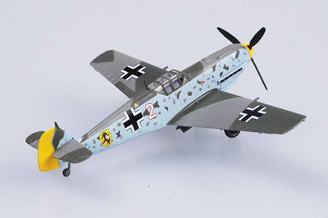 In 1940 During The Battle Of Britain Bf 109s Were To German Ers Airplane Was More Agile Than British Hurricane But Less