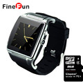 FineFun L18 Bluetooth Smart Watch WristWatch 1.54'' Hi Watch 2 Smartwatch support SIM Camera for Android Smartphones Wristband