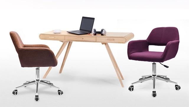 Stile elegante e minimalista sedia da ufficio sedia del computer