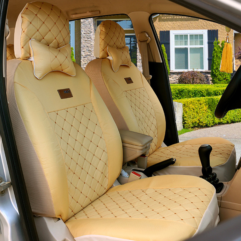 High Quality car seat covers for Skoda Octavia RS Fabia Superb Rapid Yeti Spaceback GreenLine Joyste Jeti auto accessories
