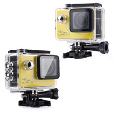 Wifi Sport Cameras 4K Diving Surfing Action Camera 1080p 60 fps Outdoor Waterproof Cameras Deportiva Helmet record cam dv