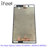 For Sony Xperia Tablet Z3 SGP611 SGP612 SGP621 Lcd Display Touch Screen DigitizerAssembly Replacement