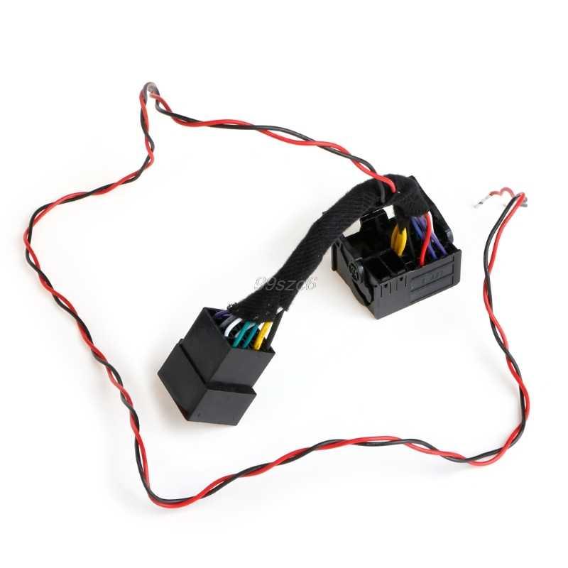 Iso Quadlock Canbus アダプタケーブル RCD330 RCD510 RCD310 RNS510 変換ケーブル Polo Golf Jetta ティグアンパサート CC oct10