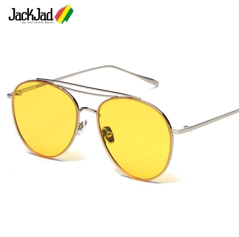 86a674b4c1 JackJad 2017 Fashion Mach One Style Adam Lambert Aviator Sunglasses Vintage  Brand Design Sun Glasses Men Women Oculos De SolUSD 8.80 piece ...