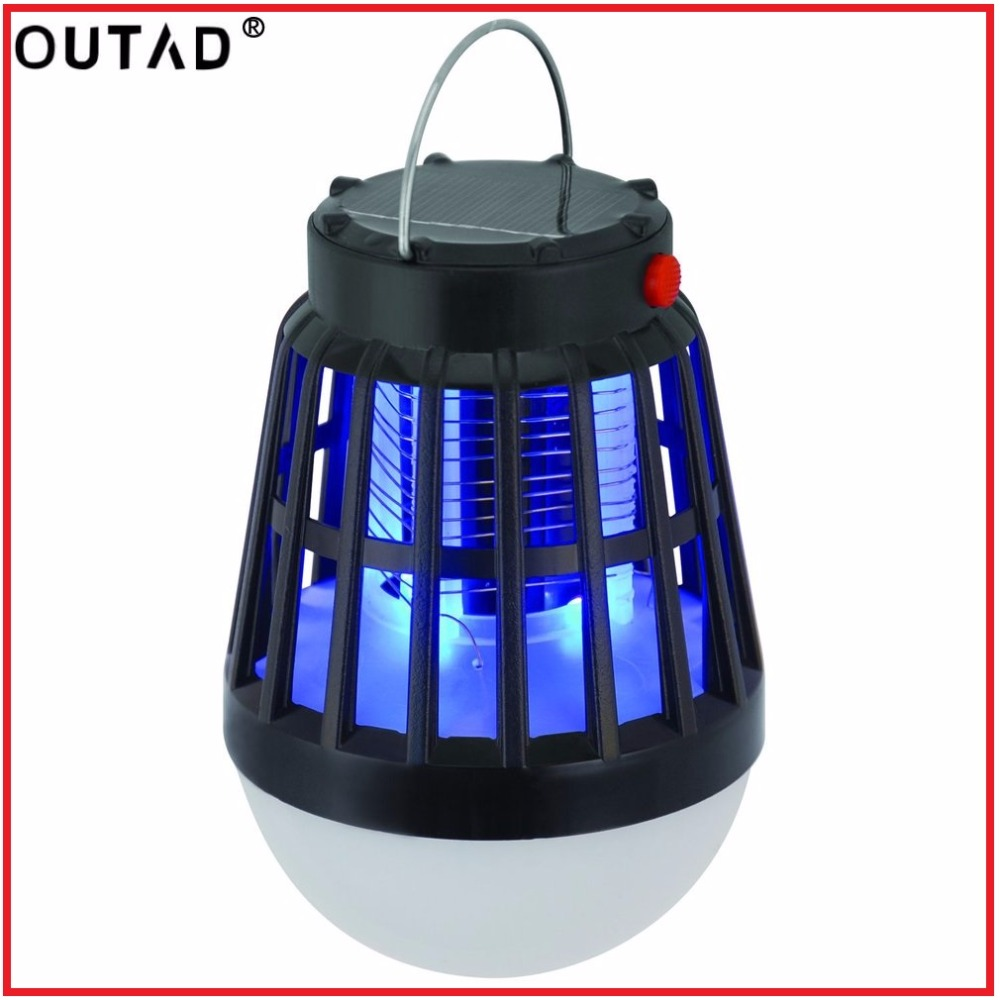 Lights & Lighting Icoco Solar Power Buzz Uv Mosquito Zapper Killer Lamp Night Light Without Radiation Mute Mosquito Lamp Night Light For Outdoor