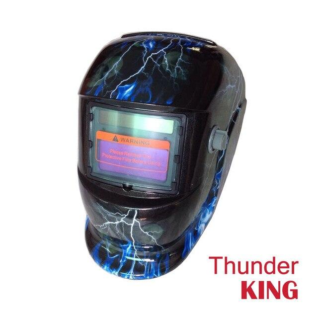 Solar Auto Darkening Welding Helmet Electric Hood Masks Tig Mig Arc Ghost Face Shields Whole Agent