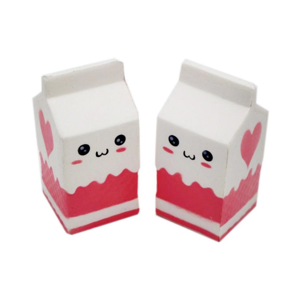 Squishy Terslow Di Dunia : Aliexpress.com : Buy squishy milk bottle/can/box eric squeeze squishy slow rising jumbo Cell ...