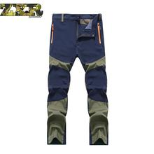 New Spring Summer Men Women Hiking Pants Outdoor thin Trousers Waterproof Windproof Thermal For Camping Ski Climbing все цены