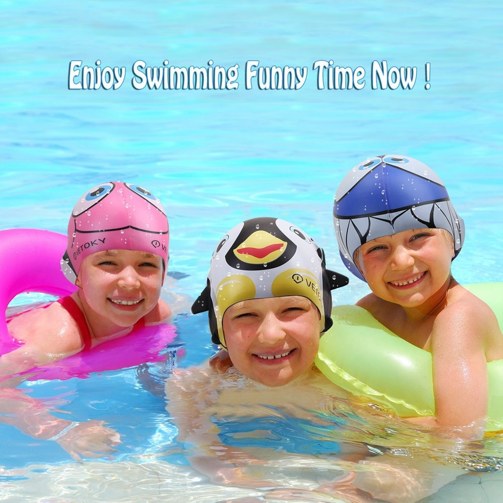 swimming hat for kids